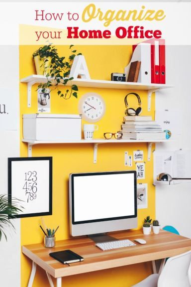 cool home office designs practical cool. How To Organize Your Home Office Cool Designs Practical