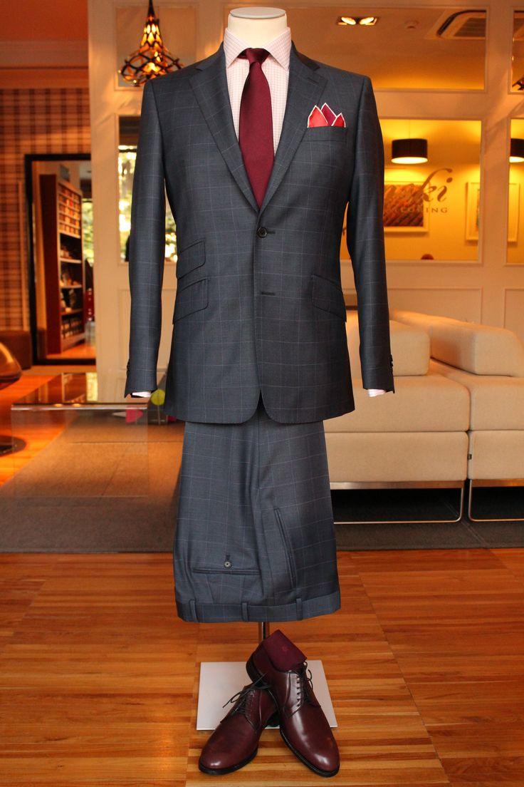 https://www.facebook.com/media/set/?set=a.10151832105369844.1073741961.94355784843=1  #madetomeasure #buczynskitailoring #buczynski #dormeuil #tailoring