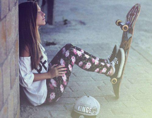 girl with vans