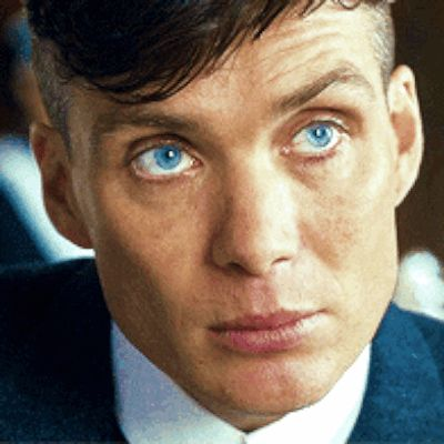 "AKA Cillian fuck-me-with-your-eyes Murphy. | For Everyone Who Heavy Breathes At The Thought Of Tommy Shelby From ""Peaky Blinders"""