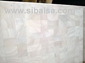 Balsa End Grain Sheet 2x4' 12mm
