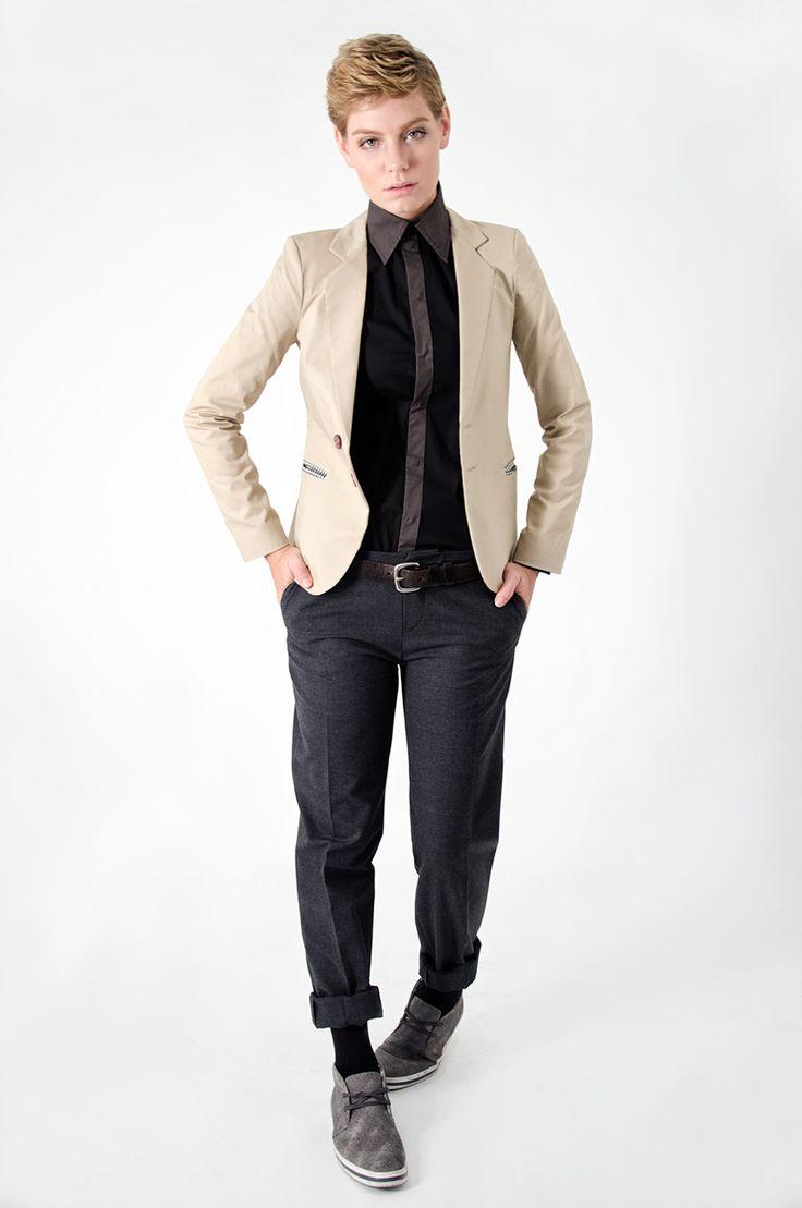 33 best Career Style - Gender Neutral/Genderqueer images ...