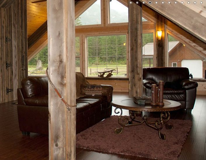 68 best images about our future homestead on pinterest for Horse barn with apartment plans