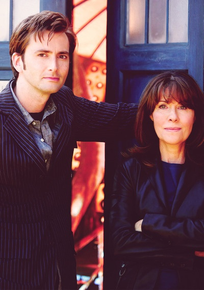 Sarah Jane has always been a favorite of mine. 10 & Sarah Jane.