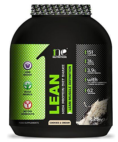buy now   £23.99   High in Protein: Packed with 25g of the finest quality of whey protein concentrate, hydrolysed whey protein, soy protein isolate and less than 7g of carbohydrates, this  ...Read More