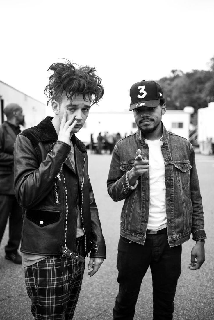 Matty and Chance The Rapper