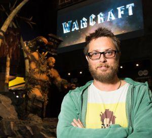 """Le+réalisateur+du+film+""""Warcraft""""+pense+que+son+père,+David+Bowie,+aurait+été+fier"""