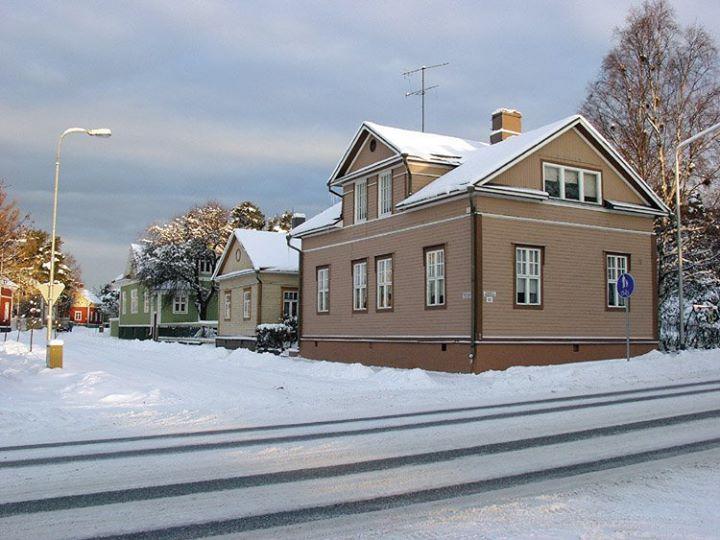 Torikatu, Kokkola, Suomi