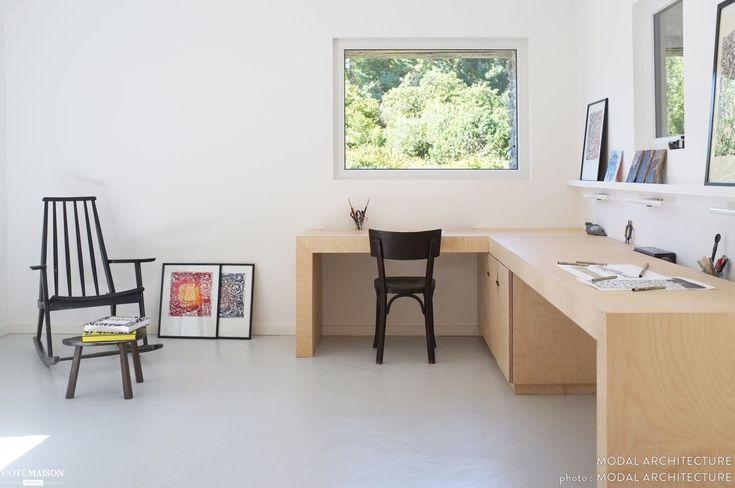 201 best [ house office ] [ maison bureau ] images on pinterest