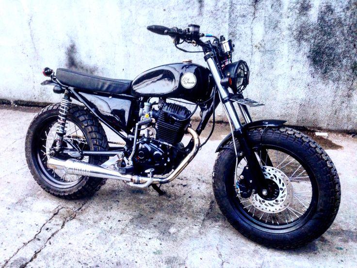 honda tiger modified japstyle #oldwheels