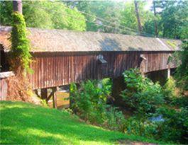 Concord Covered Bridge  Smyrna, GA