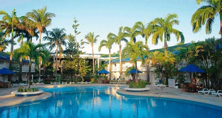 Isla de San Andrés - Hotel Decameron Marazul - Todo incluido