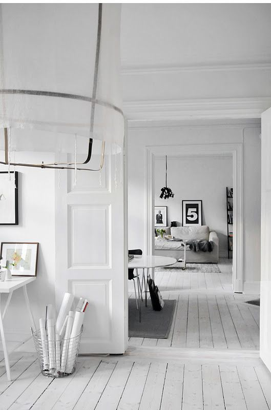 all-white can be so soothing