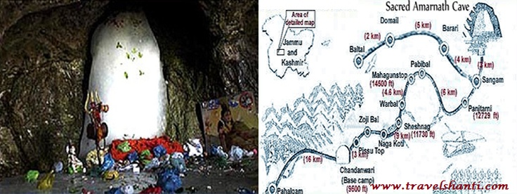 Amarnath Yatra is one of the most popular pilgrimages of Hindus undertaken by people of all age groups. Earlier, the Yatra was physically exhausting with rest available only at designated spots, but now the the options of Amarnath Yatra with Helicopter, it is much easier to visit this Holy place.  http://www.travelshanti.com/peace/india/amarnath-yatra-package-2013