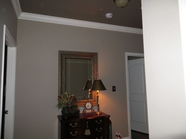 Ceiling is sherwin williams virtual taupe and walls are for Sherwin williams virtual painter