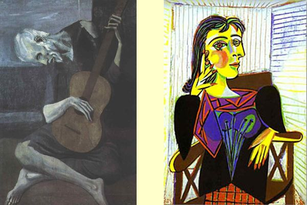Oil Paintings: Picasso in Toronto