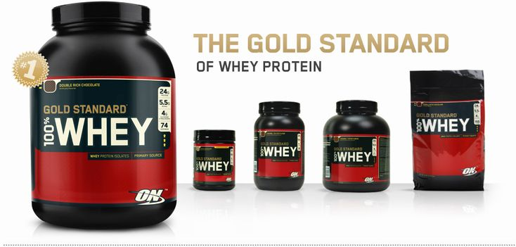 I love Optimum Nutrition's variety of protein flavors.