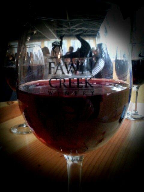 Fawn Creek winery, Wisconsin Dells, Wisconsin.