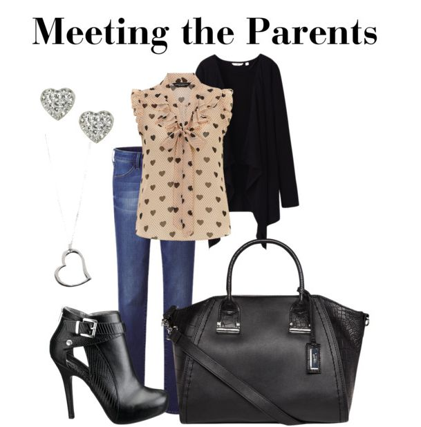 cute outfits to meet his parents for the first time