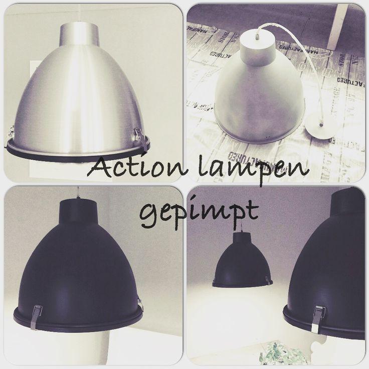 Mijn lampen gepimpt!!