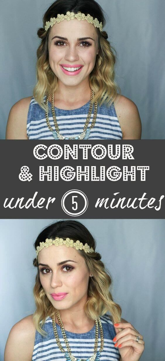 awesome Highlighting and Contouring