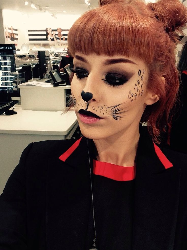 Meow! by MallofGeorgia. Tag your pics with #Halloween and #SephoraSelfie on Sephora's Beauty Board for a chance to be featured!