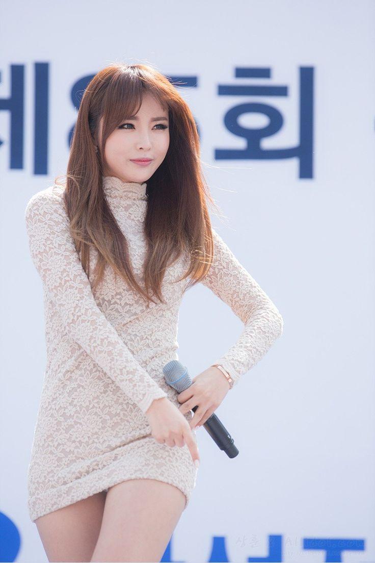 홍진영 미니스커트 인생짤