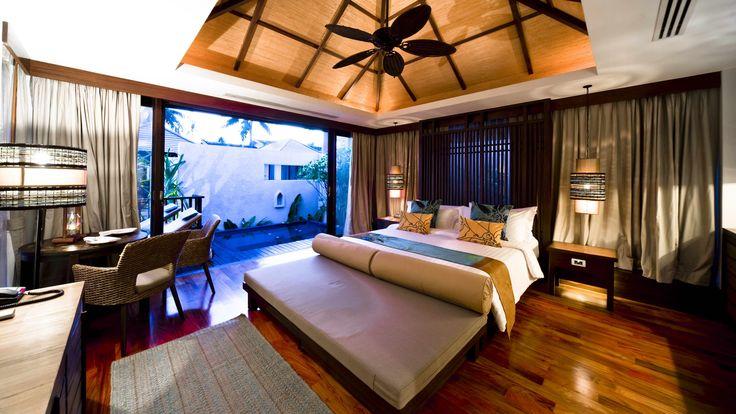 All Sareeraya Pool Villas come with Sea View, Lotus Pond View or Pool Access
