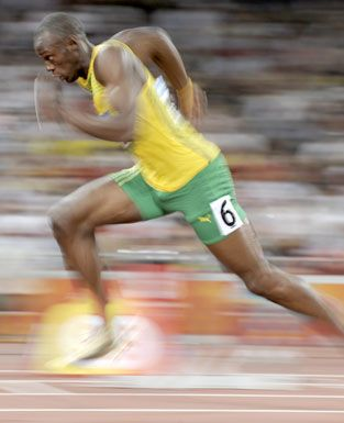 Usain Bolt The fastest man in the world…EVER!
