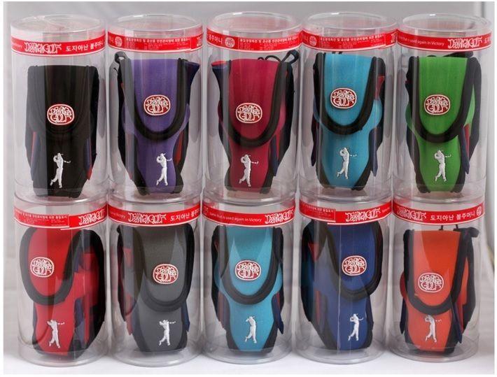DOGIANAN Pocket Golf Ball Case 9 Color Random delivery. #DOGIANAN