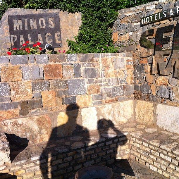 Photo credits @anneberithuse #MinosPalace #Crete