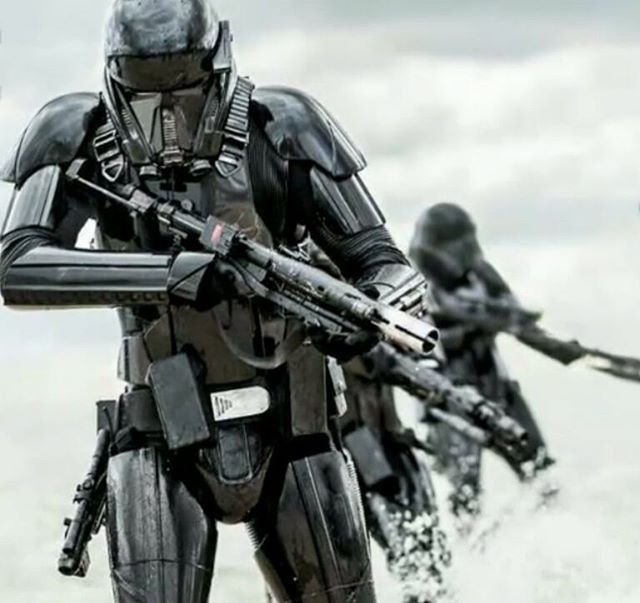 Rogue One A Star Wars Story  Death Troopers  #starwars #rogueone #deathtroopers