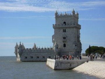 #Lisbona, Torre di Belém