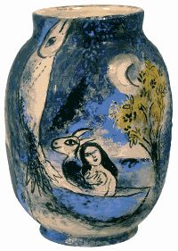 Chagall: Beyond Color (Dallas Museum of Art, Feb. 17-May 26, 2013).  Only US venue for this exhibition.