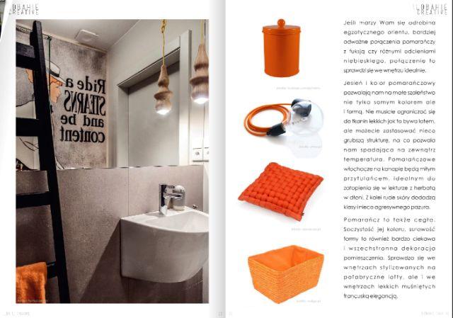 Ohoo! Style w magazynach branżowych.