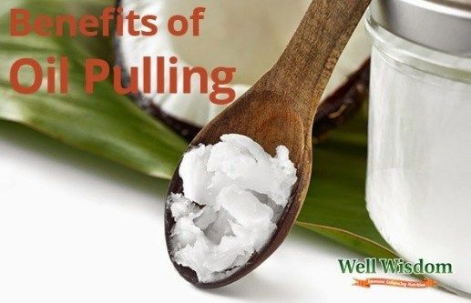 benefis of oil pulling