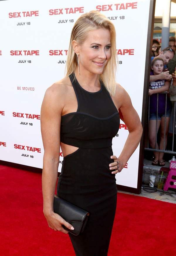 Brittany Daniel at Sex Tape Premiere in Westwood-01
