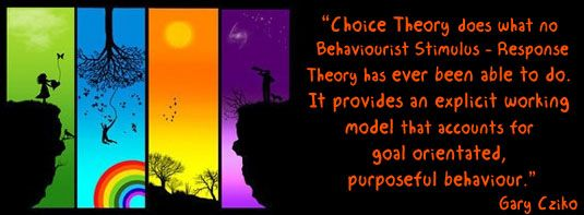 17 Best Images About Choice Theory And Reality Therapy On
