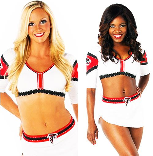 NFL Cheerleader Diet What Atlanta Falcons Cheerleaders Eat