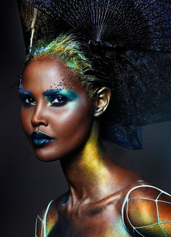 CoverGirl Reimagines the Districts of The Hunger Games - District 4, Fishing