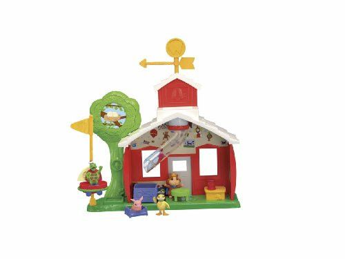 Fisher-Price The Wonder Pets Schoolhouse Adventure Playset