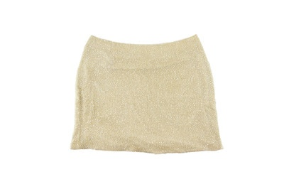 Como Beaded Mini Skirt Size 10 at http://stylemaiden.com