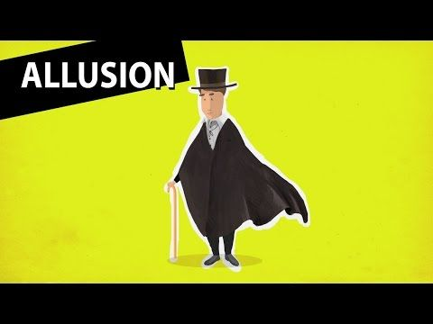What is Allusion? - YouTube