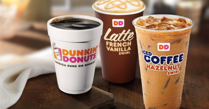 Dunkin' Donuts Perks Week: Score Different Daily Deals (5/15-5/19) + Earn $5 Credit – Hip2Save