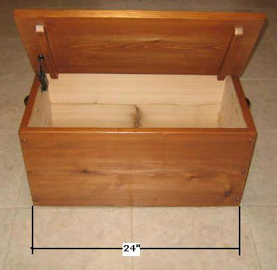 Building Plans Cedar Chest - WoodWorking Projects & Plans