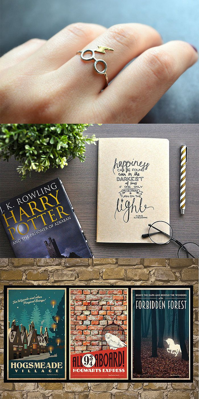 31 Spell-Binding Harry Potter Gifts For Every Fangirl on Earth