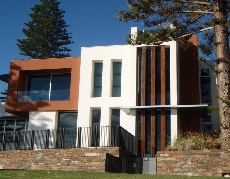 Perfect Modern Turret Architecture   Google Search | Architecture | Pinterest |  Brick Fence, Contemporary Beach House And House Architecture