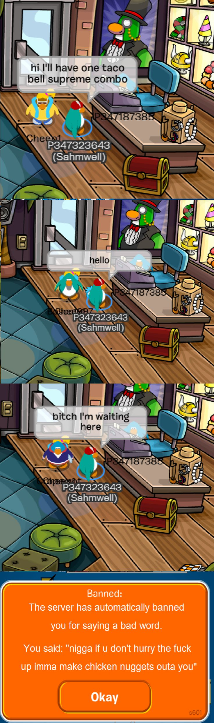 In Honor of Club Penguin Shutting DownSahmwell - http://asianpin.com/in-honor-of-club-penguin-shutting-downsahmwell/