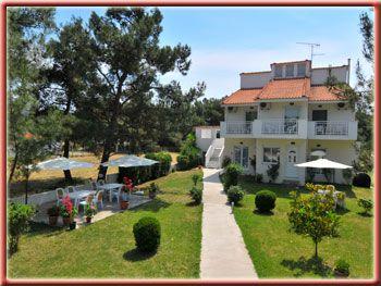 Studios Villa Iris- Skala Prinos - Thassos - Greece