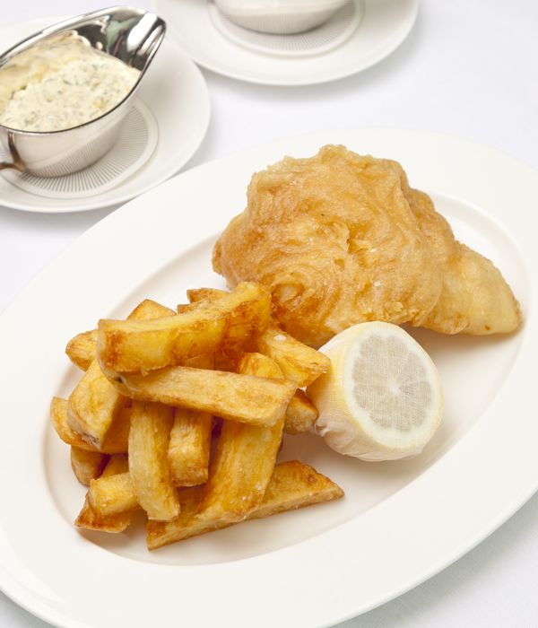 Tony Fleming is one of Britain's foremost fish and seafood chefs, so this beer battered fish and chips recipe is well worth a go.